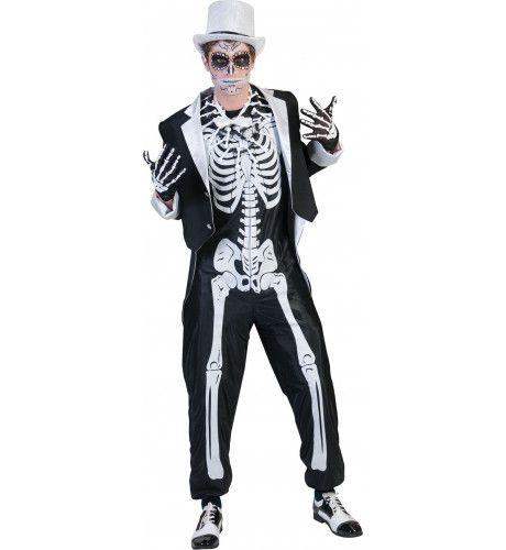 Bonny Skulla Man Kostuum