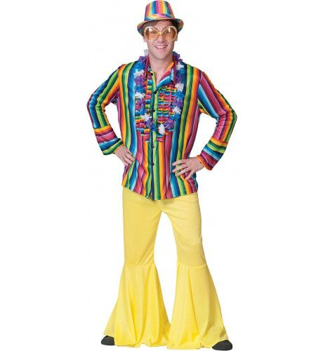 Ibiza Hippie Shirt Man
