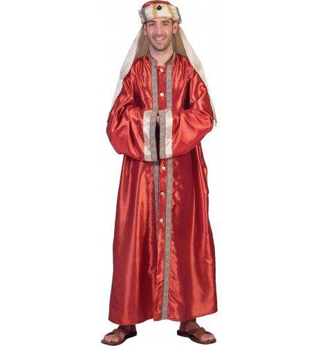 Koning Caspar Wijze Uit Het Oosten Man Kostuum