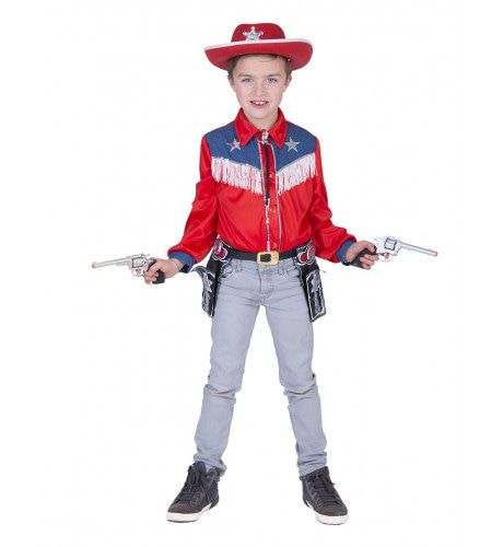 Cowboy Shirt Twee Sterren