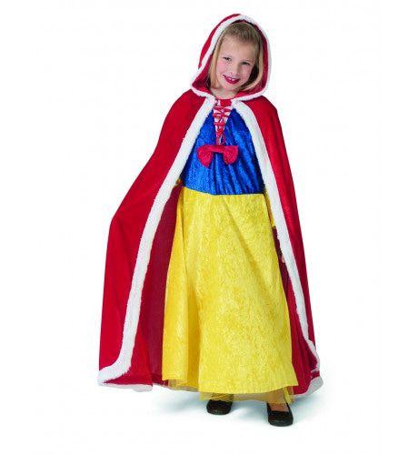 Queen Cape Red Meisje