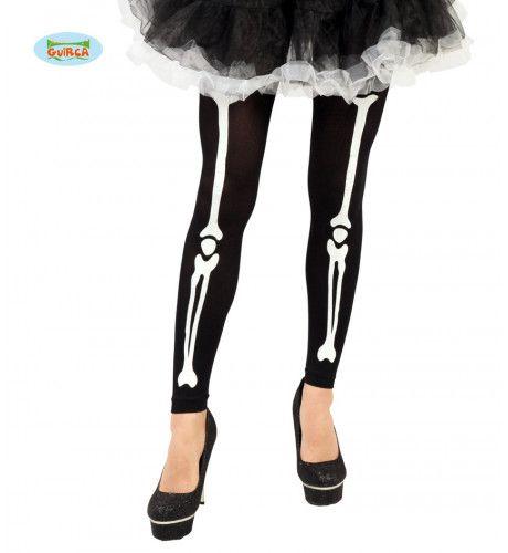 Botten Legging Wandelend Geraamte