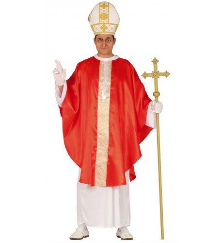 Heilige Roomse Vader Man Kostuum