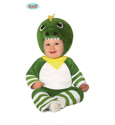 Ondermaatse Dinosaurus Krokodil Kind Kostuum