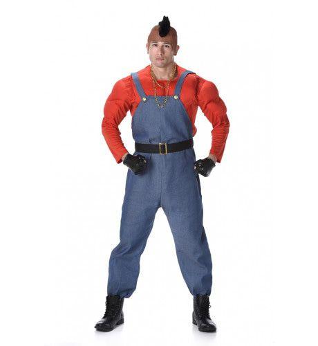 The A-Team Mister T Tv Held Man Kostuum