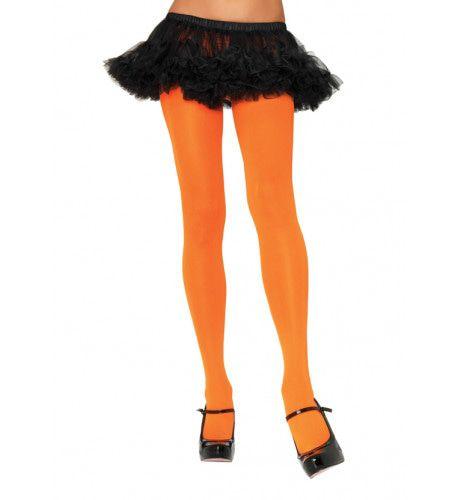 Nylon Panty Oranje