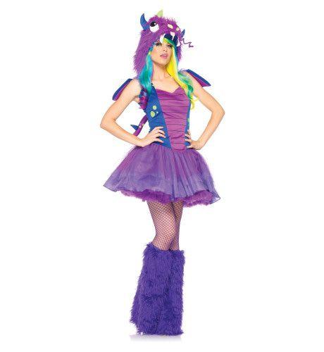 Sexy Monsterdraak Jurk Met Petticoat Vrouw