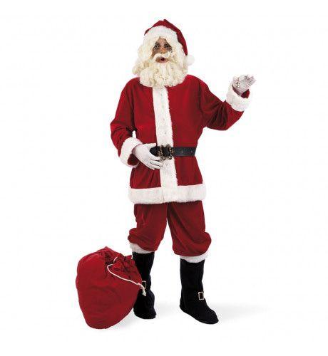 Luxe Noordpool Kerstman Kostuum