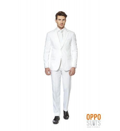 Angel White Night Opposuit Man Kostuum