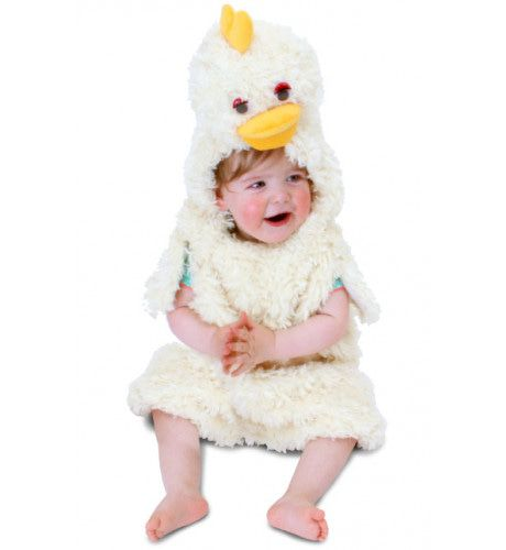 Baby Kiki Kuikentje Kind Kostuum