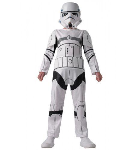 Star Wars Stormtrooper Jongen Kostuum