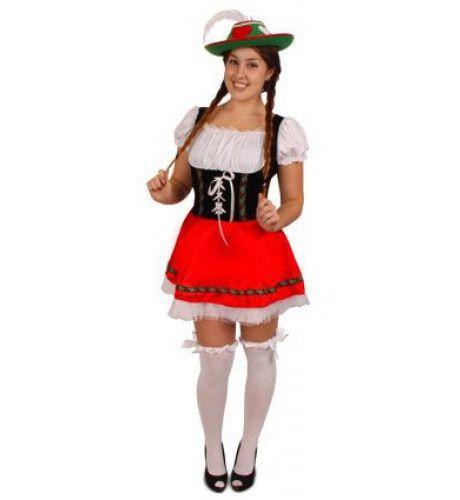 Sexy Tirolerjurk Annabelle Vrouw