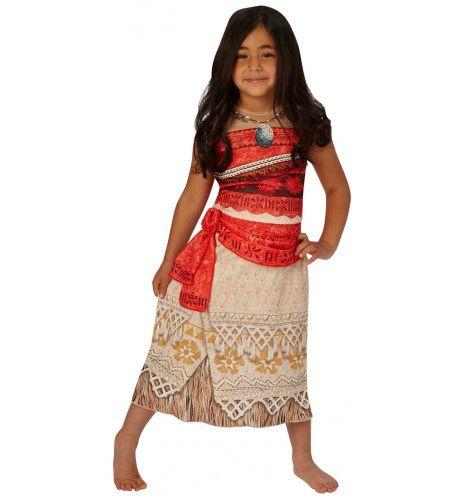 Vaiana Stille Zuidzee Grote Oceaan Disney Meisje Kostuum