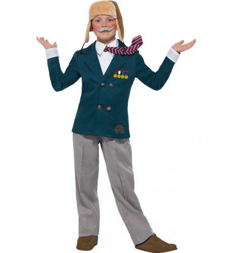 David Walliams Grandpas Great Escape Kinderboek Jongen Kostuum