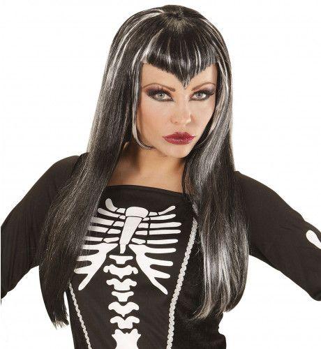 Pruik, Skeletria Dame