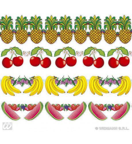 Papieren Slinger Fruit, 3mtr