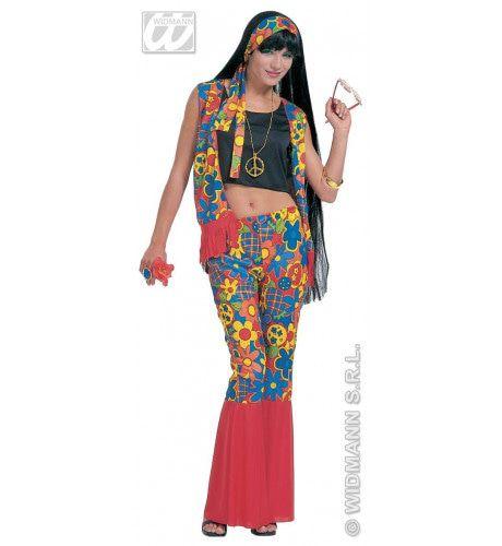 Oriental Hippie Vrouw Kostuum