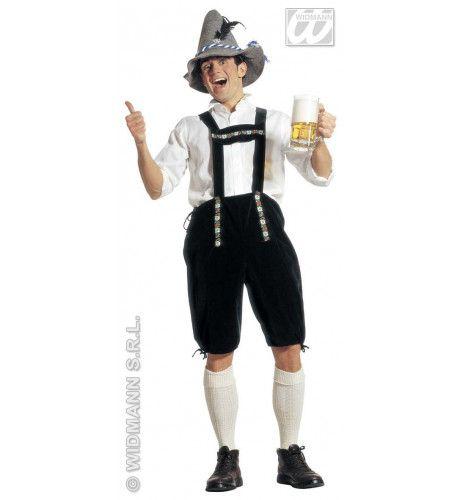 Beiers Bierstube Kostuum Man