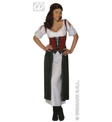 Lady Lucrezia Kostuum Vrouw