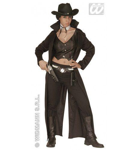 Bonny Bounty Killer, Dame Kostuum Vrouw