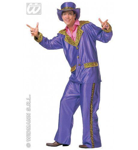 Showmaster Funky Man Kostuum