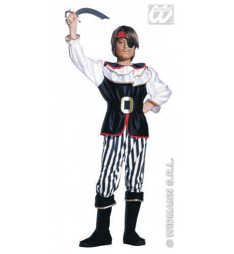Piraten Jongen Galioen Kostuum