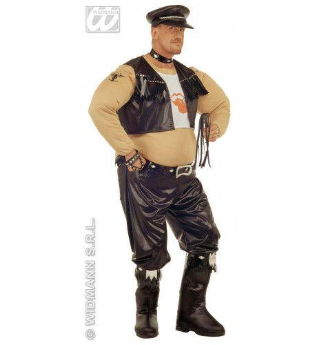 Vette Bicker Kostuum Man