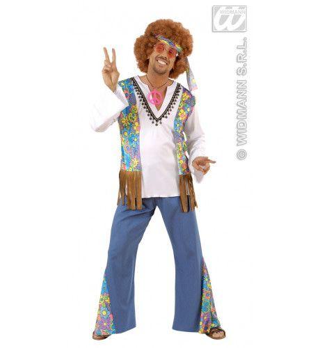 Hippie Man, Woodstock Lennon Kostuum