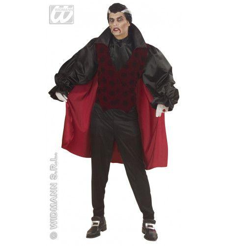 Victoriaanse Vampier Royal Gentelman Kostuum