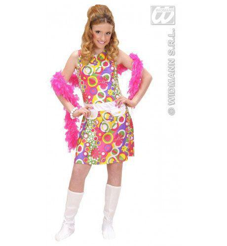 70s Meisje Fly Girl Kostuum