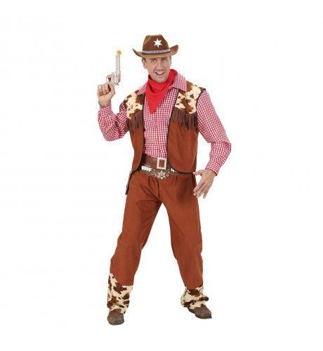 Cowboy Luxe Renegade Kostuum Man