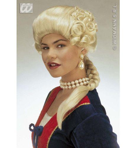 Pruik, Hertogin Josephine Blond