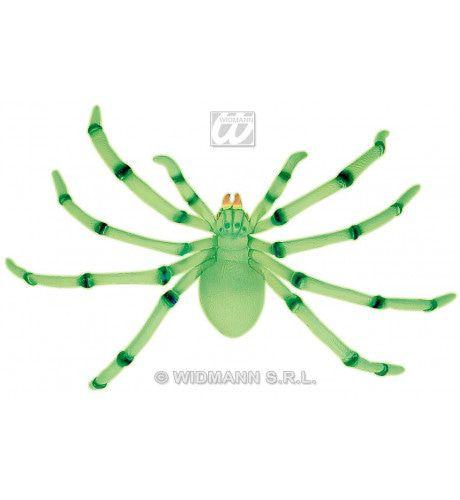 Buigzame Jumbo Spinnen, 80 Centimeter Lichtgevend In Donker