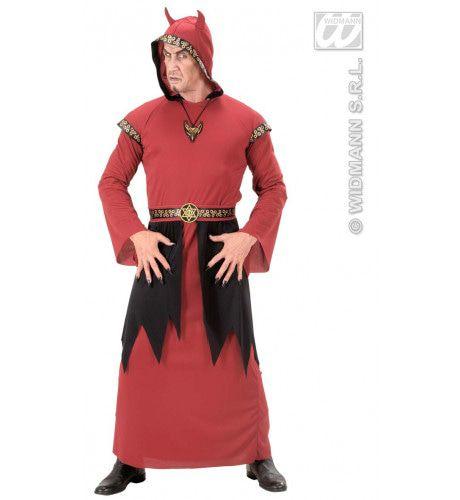Satan Kasteel Duivel Kostuum Man