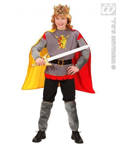 Ridder Lancelot Jongenkostuum Kostuum