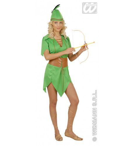 Wonderful Princess Of Thieves Kostuum Vrouw