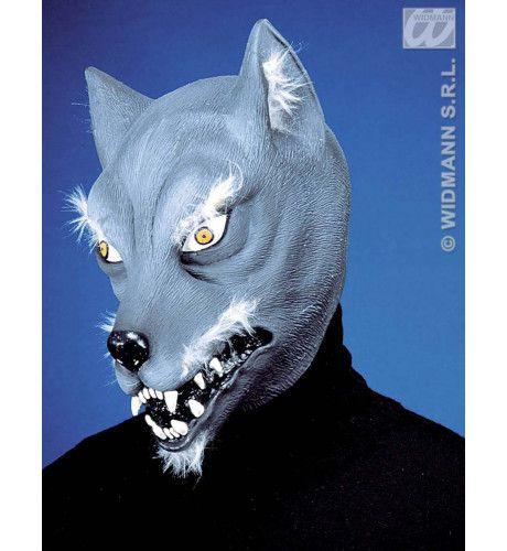 Wolven Masker Met Haar