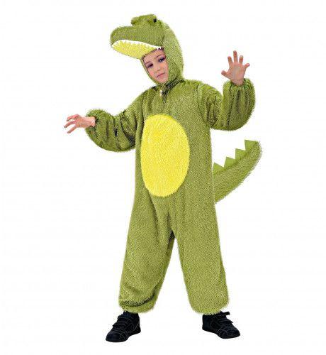 Full-Body Pluche Krokodil Kind Kostuum Kind