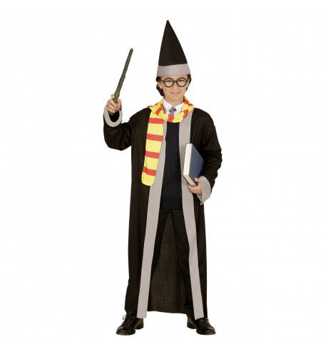 Tovenaar Van De Toverschool Jongen Kostuum