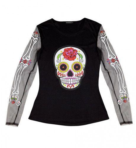 Mexicaans Shirt Dia De Los Muertos Vrouw