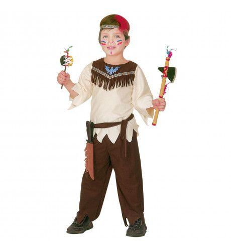 Misizaagiwininiwag Indiaan Amerika Jongen Kostuum