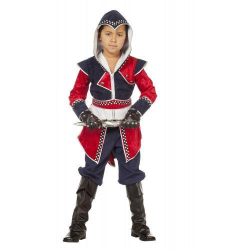 The Adventurer Jongen Kostuum
