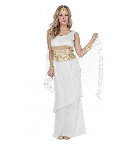 Romeinse Beauty Girl Vrouw Kostuum