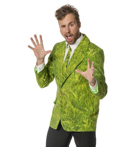 Colbert Multi Print Groen Als Gras Man