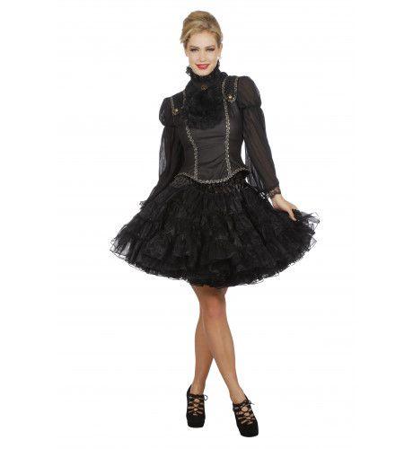 Elegant Pirate Vest Hoge Zee Vrouw
