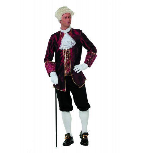Markies Du Snob Taft Man Kostuum