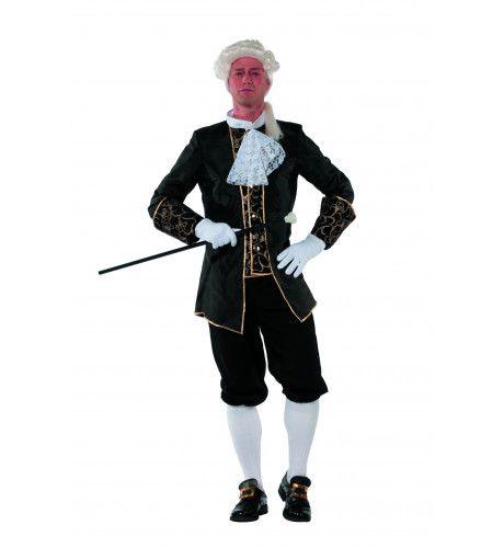 Markies Fat Flatteus Taft Man Kostuum
