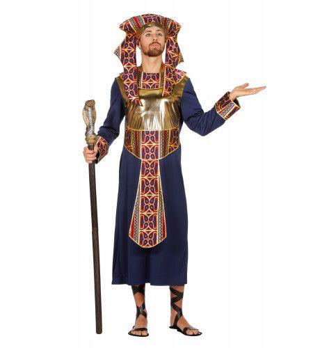 Nebukadnezar Heerser Van De Eufraat Man Kostuum