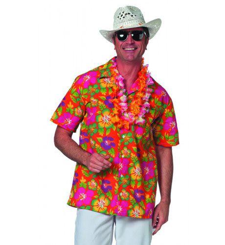 Tequila Sunrise Hawaiishirt Man