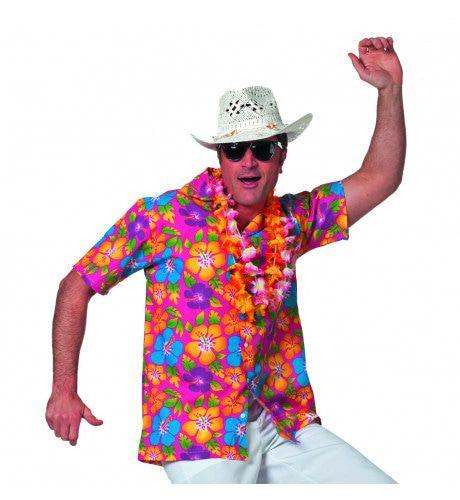 Samba Martinique Hawaiishirt Man